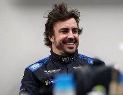 Fernando Alonso vence en el Rolex 24 horas de Daytona bajo la tormenta