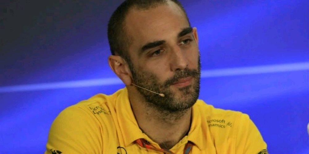 """Abiteboul: """"Red Bull-Honda supone una amenaza, confiamos en nuestro progreso en este invierno"""""""