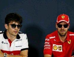 """Button, sobre la llegada de Leclerc a Ferrari: """"Veremos cómo afronta Vettel este nuevo desafío"""""""