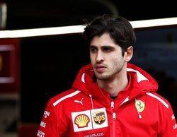 "Gian Carlo MInardi: ""Raikkonen va a tener muchos problemas con Giovinazzi"""