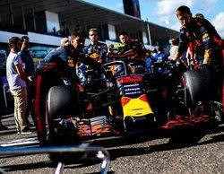 En Red Bull confían en el potencial de Honda para alcanzar a Mercedes y Ferrari