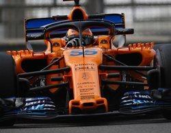"""Carlos Sainz: """"La competición no es lo suficientemente buena, necesitamos seguir trabajando"""""""