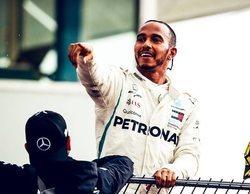 """Jackie Stewart: """"Sería un gran desafío para Hamilton marcharse a un equipo menos competitivo"""""""
