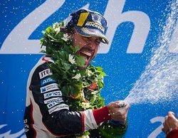 """Juan Pablo Montoya, tajante: """"Alonso compite contra coches de GP2 en el WEC"""""""