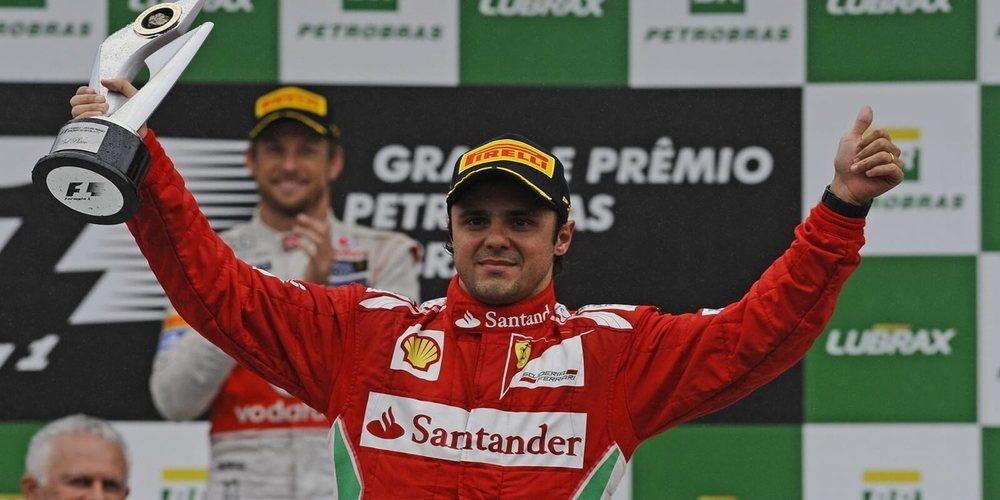 """Felipe Massa: """"La obligación de ganar se ha convertido en un problema para Ferrari"""""""