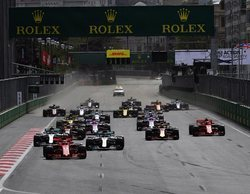 OFICIAL: El contrato del Gran Premio de Azerbaiyán se amplía hasta 2023
