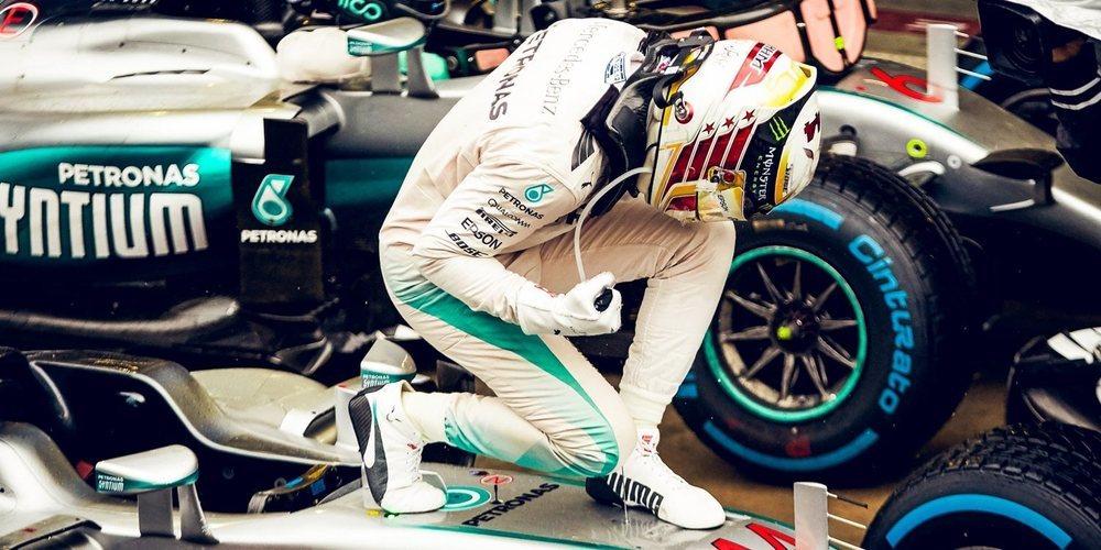 """Toto Wolff: """"Lewis Hamilton y Michael Schumacher son los mejores pilotos de la historia de la F1"""""""