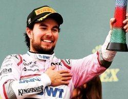 """Sergio Pérez: """"Siento como si la gente se hubiera acostumbrado a mi presencia en la Fórmula 1"""""""