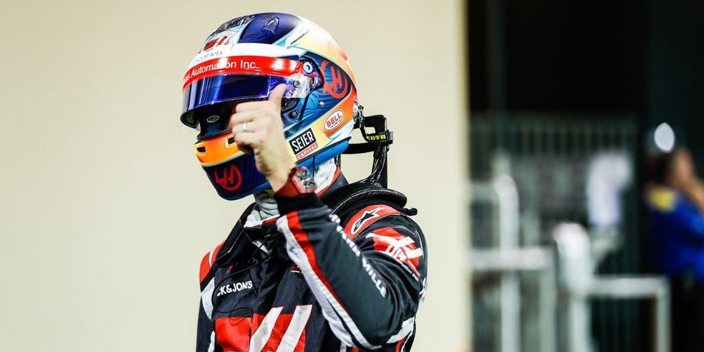 """Romain Grosjean: """"Espero que tengamos una temporada más positiva respecto a la de 2018"""""""