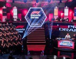"""Ellie Norman, del eSport a la F1, una posibilidad: """"Una profesión que va más allá de los videojuegos"""""""