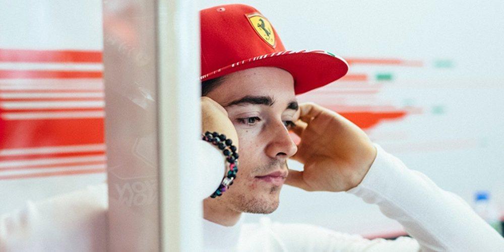 """Verstappen, categórico: """"Leclerc puede ganar el Mundial si su coche es lo suficientemente bueno"""""""