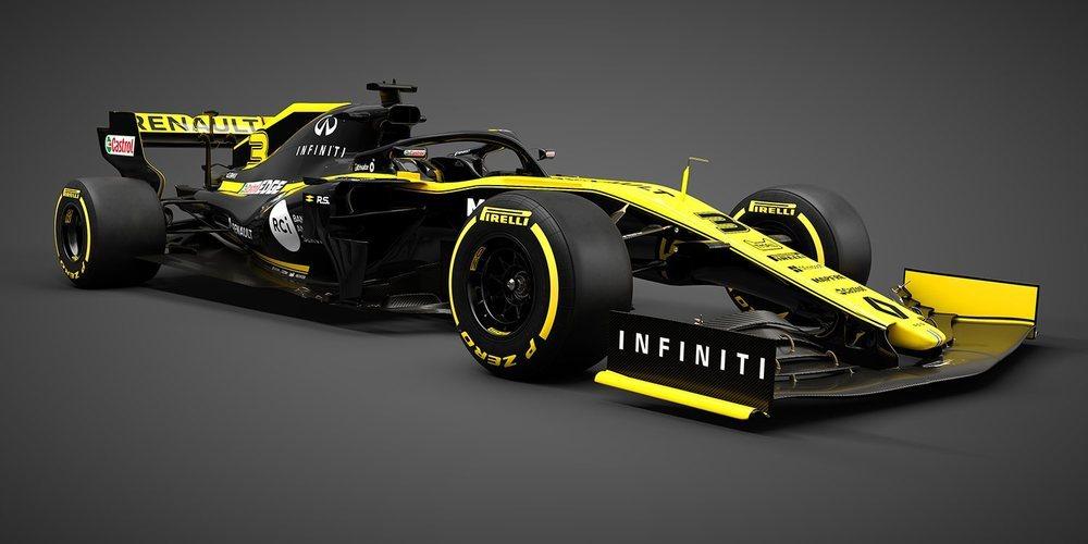 Renault presenta su arma para 2019: el R.S.19