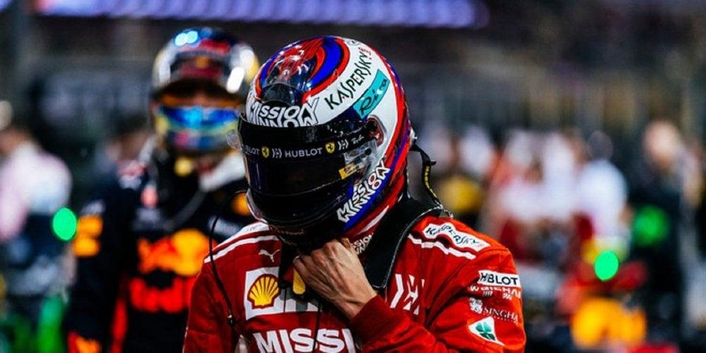 Sin aprobación de la FIA los cascos de algunos pilotos para los tests de pretemporada