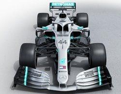 Mercedes presenta su nuevo monoplaza para 2019: el W10