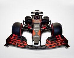 Red Bull presenta (camuflado) su nuevo monoplaza para 2019: el RB15