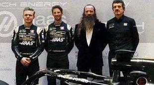 """William Storey, Rich Energy: """"Estamos emocionados con el futuro, podemos lograr mucho junto a Haas"""""""