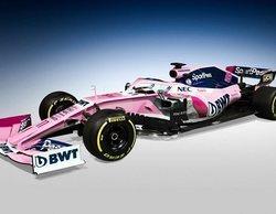 Racing Point presenta su nueva pantera rosa, monoplaza para 2019