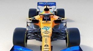 McLaren presenta su monoplaza para 2019: el MCL34