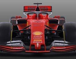 Ferrari presenta su nuevo Cavallino Rampante para 2019: el SF90