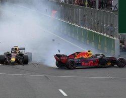 """Daniel Ricciardo, sobre su decisión: """"El accidente de Bakú fue una de las piezas que completó el puzzle"""""""