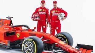 """Sebastian Vettel, sobre Charles Leclerc: """"Espero que llegue a su mejor nivel muy pronto"""""""