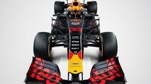 Red Bull desvela el aspecto definitivo del RB15