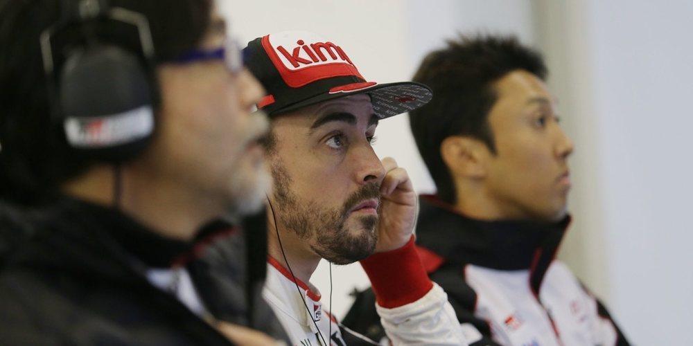 Toyota no descarta la participación de Fernando Alonso en la Nascar