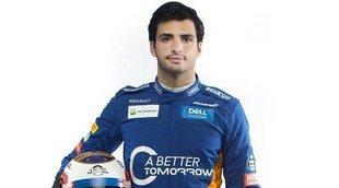 """Carlos Sainz, tras la primera jornada de test: """"Mi vuelta rápida de hoy es anecdótica"""""""