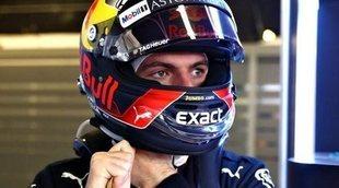 """Max Verstappen: """"Hacer 128 vueltas en el primer día de pruebas es un muy buen día"""""""