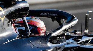"""Romain Grosjean: """"Podemos estar satisfechos con el día en cuanto a sensaciones con el coche"""""""
