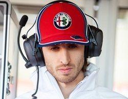 """Antonio Giovinazzi: """"Evolucionaremos el coche en función de las necesidades de Kimi"""""""
