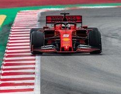 """Sebastian Vettel: """"Me siento cómodo al decir que estamos satisfechos"""""""