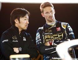 """Romain Grosjean: """"Cuanto más rodamos, más nos damos cuenta de que el coche está mejorando"""""""