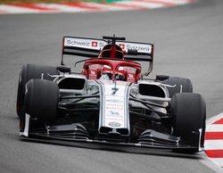 """Räikkönen: """"Tenemos un coche equilibrado y con buen agarre, pero es pronto para hacer pronósticos"""""""