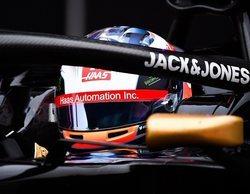 """Romain Grosjean, tras la primera semana de test: """"El VF-19 nos ha aportado buenas sensaciones"""""""