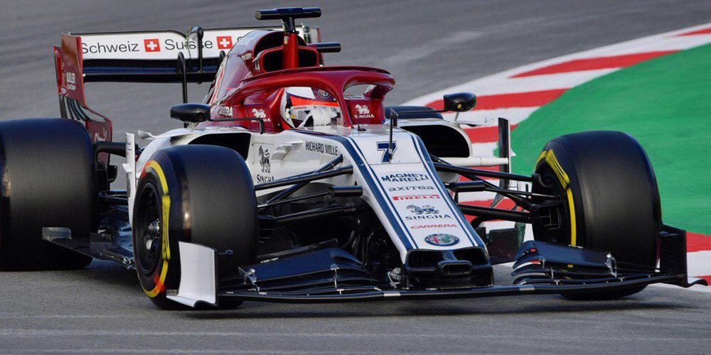 """Kimi Räikkönen, tras pasar de Ferrari a Alfa Romeo: """"Siempre hay dudas pero la transición fue fácil"""""""