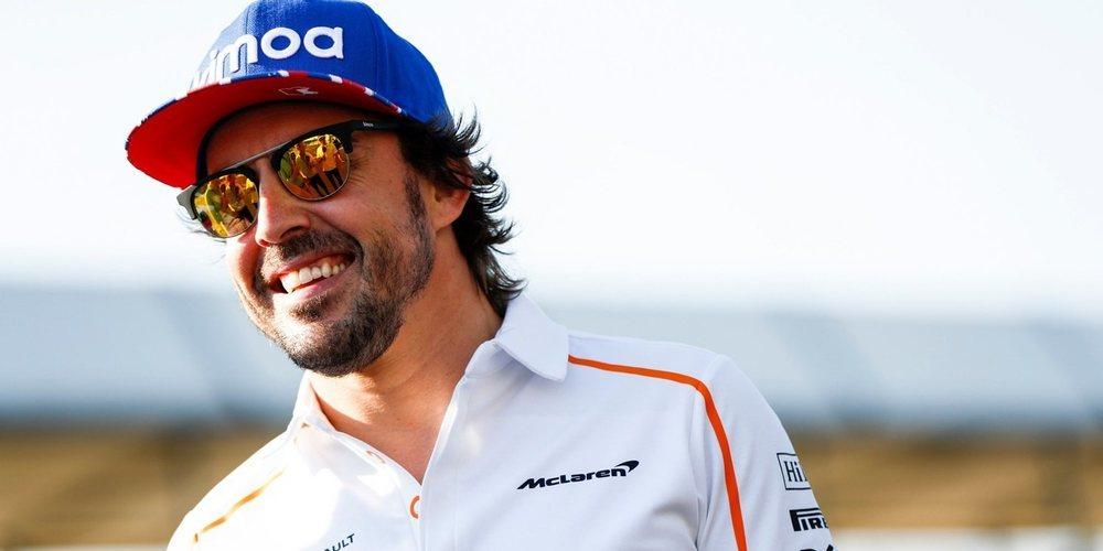 Fernando Alonso, nuevo embajador de McLaren Racing