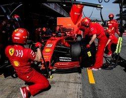 """Sebastian Vettel: """"El coche ha quedado muy dañado después del accidente"""""""