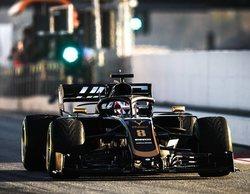 "Romain Grosjean: ""Arrancamos lento pero completamos el programa"""