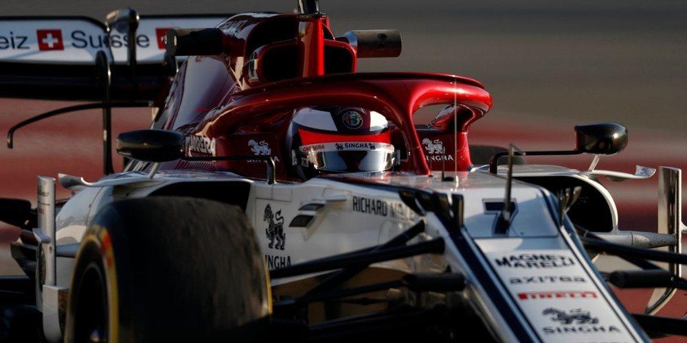 """Kimi Räikkönen: """"Siempre nos quedamos sin tiempo para probar todo, pasa todos los años"""""""