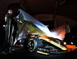 Cyril Abiteboul estima una mejora de entre 20 y 50 caballos de potencia en el motor Renault