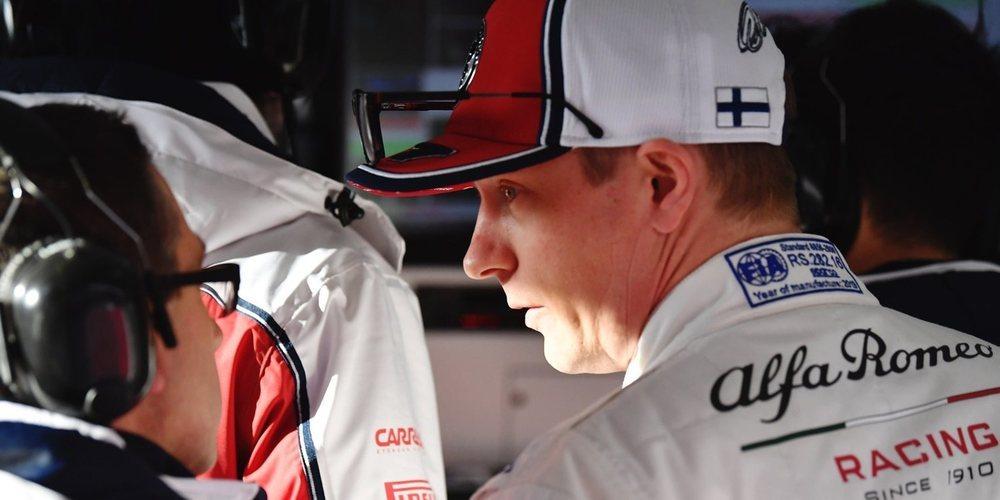 """Kimi Räikkönen: """"Aún no estamos donde queremos"""""""