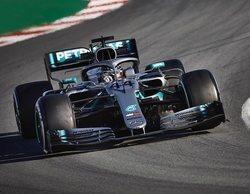 """Lewis Hamilton, descontento con los nuevos neumáticos: """"Supondrán un desafío para este año"""""""