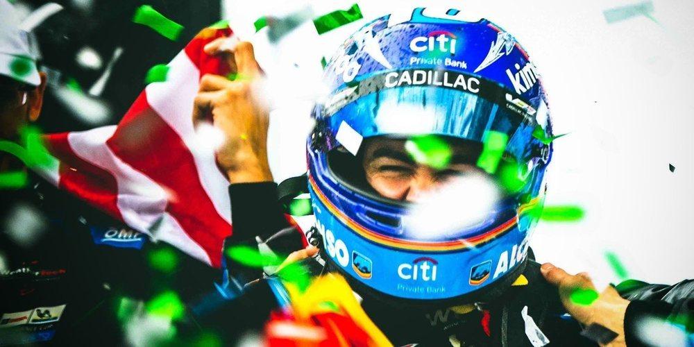 Alonso se merece un monumento en Oviedo si logra la Triple Corona, según Pedro de la Rosa