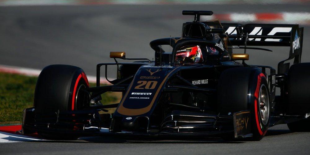 """Previa Haas - Australia: """"El VF-19 es un coche superior al de la temporada pasada"""""""