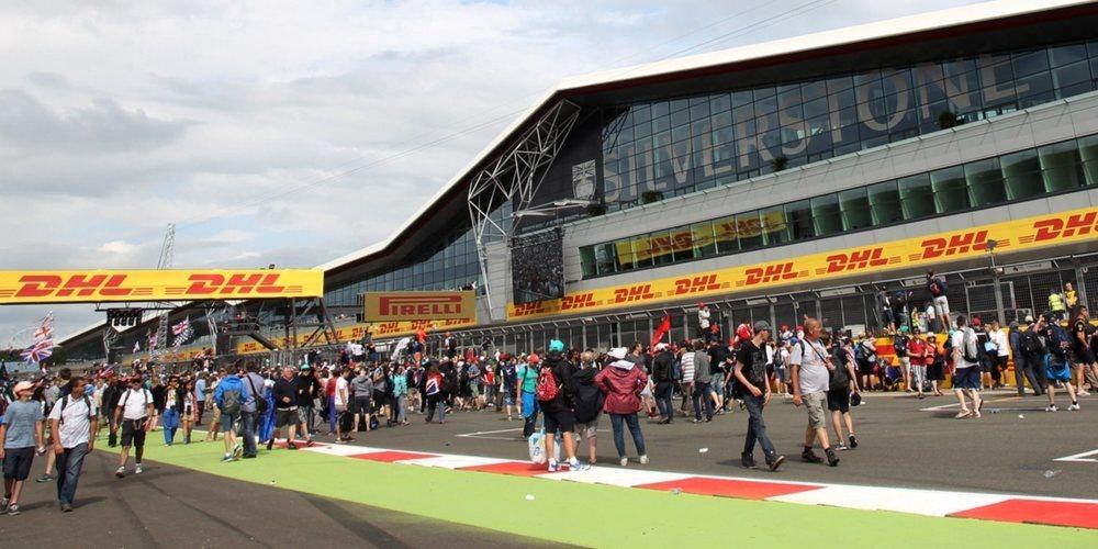 Se mantiene la falta de acuerdo para garantizar la continuidad de Silverstone en el calendario de F1