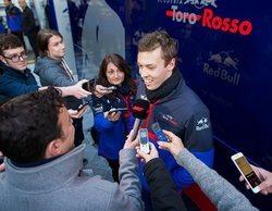 """Daniil Kvyat no esconde su deseo de volver a Red Bull: """"Sería un gran desafío"""""""