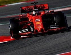 """Sebastian Vettel: """"Nuestro monoplaza funciona bien, estamos mejor preparados que en 2018"""