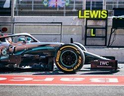 """Hamilton: """"Será interesante ver cómo funcionan las mejoras de Ferrari y Red Bull para esta carrera"""""""