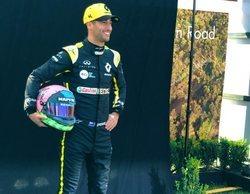 """Daniel Ricciardo: """"No estoy seguro de cuál será nuestra distancia con los tres equipos de arriba"""""""